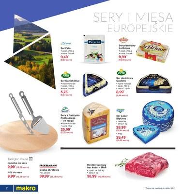 Gazetka promocyjna Makro Cash&Carry, ważna od 25.09.2018 do 22.10.2018.