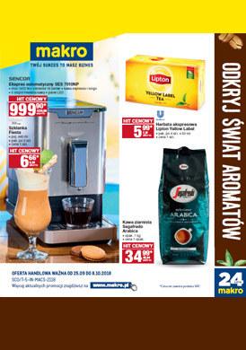 Gazetka promocyjna Makro Cash&Carry - Odkryj świat aromatów