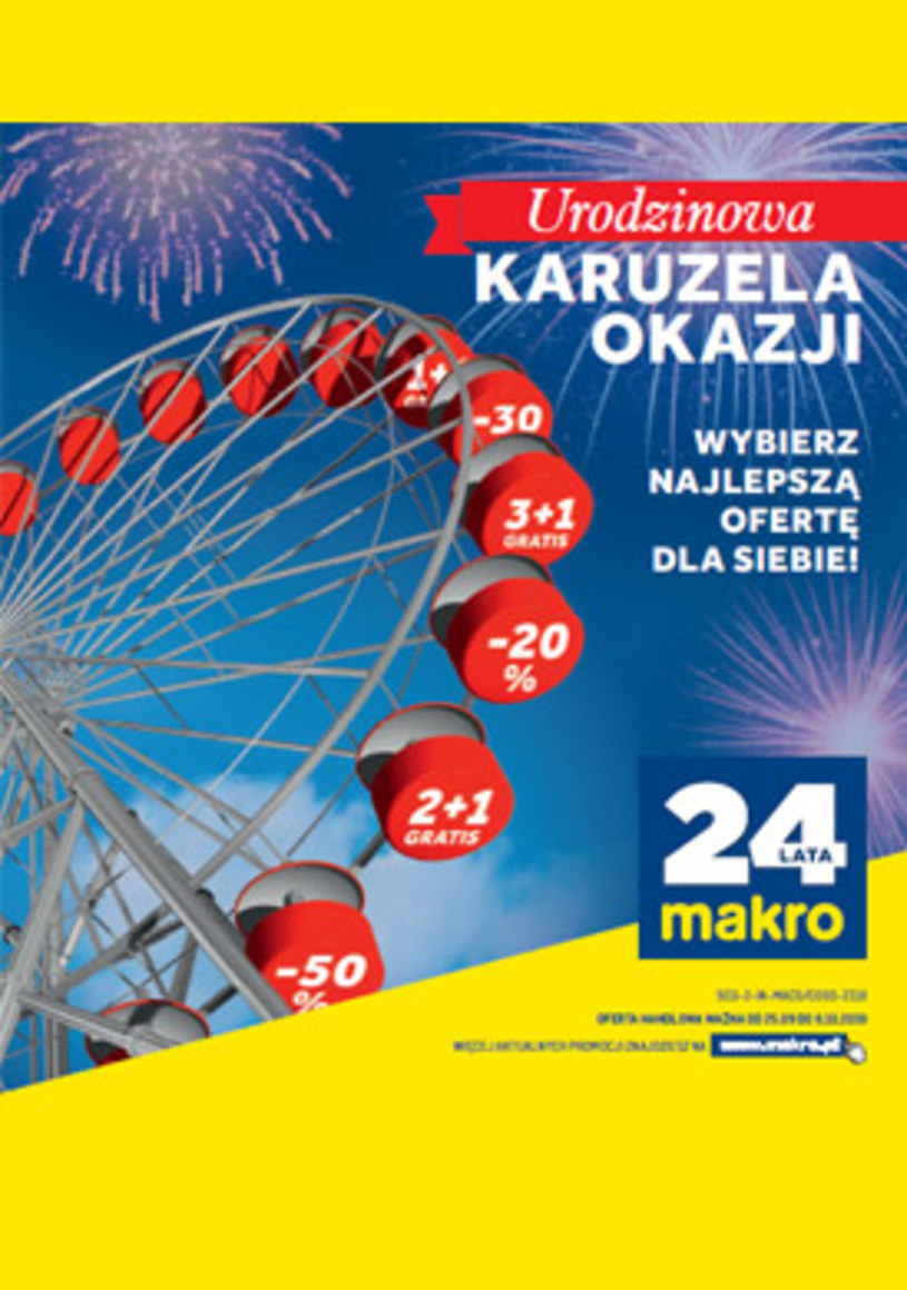 Makro Cash&Carry: 12 gazetki