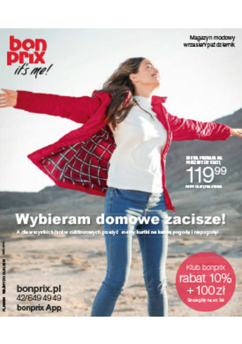 BonPrix: 8 gazetki