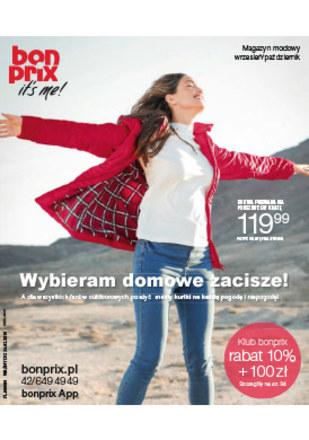 Gazetka promocyjna BonPrix, ważna od 24.09.2018 do 24.03.2019.