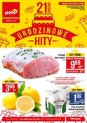 Gazetka promocyjna POLOmarket - Urodzinowe hity - ważna do 02-10-2018