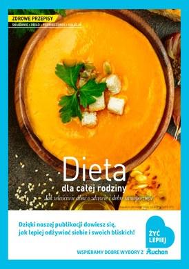 Gazetka promocyjna Auchan - Dieta dla całej rodziny