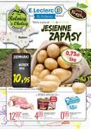 Gazetka promocyjna E.Leclerc - Jesienne zapasy - Radom