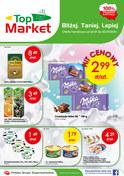 Gazetka promocyjna Top Market - Gazetka promocyjna - ważna do 30-09-2018