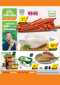 Gazetka promocyjna Stokrotka - Gazetka promocyjna - market  - ważna do 03-10-2018