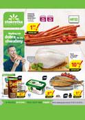 Gazetka promocyjna Stokrotka - Hit TV - supermarket  - ważna do 03-10-2018
