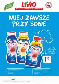 Gazetka promocyjna ELDE, ważna od 24.09.2018 do 07.10.2018.