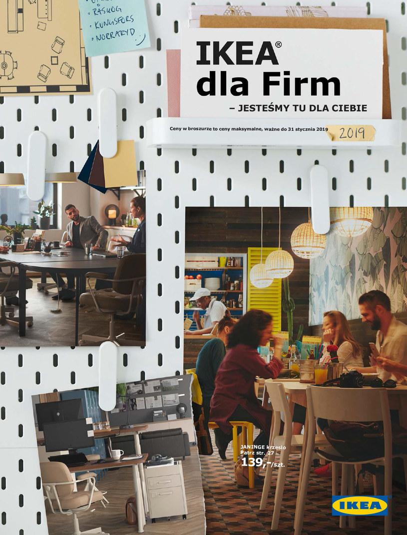 Gazetka promocyjna IKEA - ważna od 25. 09. 2018 do 01. 02. 2019