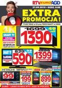 Gazetka promocyjna RTV EURO AGD - Extra promocja - Łódź - ważna do 01-10-2018