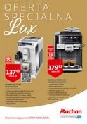 Gazetka promocyjna Auchan - Oferta specjalna LUX - ważna do 13-10-2018
