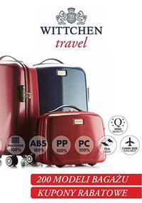 Gazetka promocyjna Wittchen - Travel - ważna do 31-07-2019
