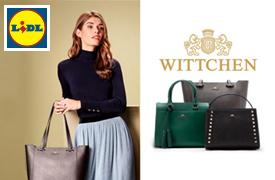 Ekskluzywne torebki w atrakcyjnej cenie - marka Wittchen znowu w Lidlu!