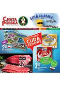 Gazetka promocyjna Chata Polska - Dzień chłopaka - ważna do 03-10-2018