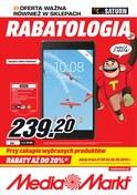 Gazetka promocyjna Media Markt - Rabatologia - ważna do 30-09-2018