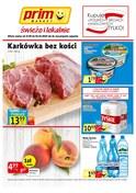 Gazetka promocyjna Prim Market - Oferta handlowa - ważna do 03-10-2018