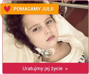 Pomoc dla Julii