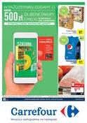 Gazetka promocyjna Carrefour - Gazetka promocyjna - ważna do 07-10-2018