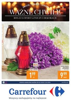 Gazetka promocyjna Carrefour - Ważne chwile