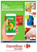 Gazetka promocyjna Carrefour Market - Oferta handlowa - ważna do 07-10-2018