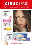 Gazetka promocyjna Ziko Dermo  - Odżywcza moc składników - ważna do 31-10-2018