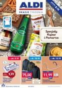 Gazetka promocyjna Aldi - Specjały Kujaw i Pomorza - ważna do 15-10-2018