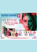 Gazetka promocyjna Super-Pharm - W rytmie piękna  - ważna do 14-10-2018