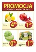 Gazetka promocyjna PSS Bochnia - Oferta handlowa - ważna do 03-10-2018