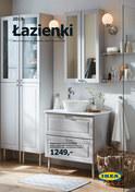 Gazetka promocyjna IKEA - Łazienki 2019 - ważna do 31-01-2019