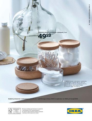 Gazetka promocyjna IKEA, ważna od 01.10.2018 do 31.01.2019.