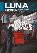 Gazetka promocyjna Luna - Nowości, promocje, informacje - ważna do 31-03-2019