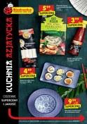 Gazetka promocyjna Biedronka - Kuchnia Azjatycka  - ważna do 13-10-2018