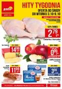 Gazetka promocyjna POLOmarket - Hity tygodnia - ważna do 09-10-2018