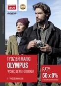 Gazetka promocyjna Fotojoker - Tydzień marki Olympus  - ważna do 07-10-2018