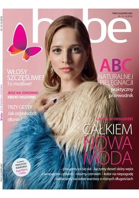 Gazetka promocyjna Hebe - Całkiem nowa moda