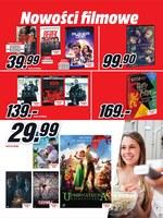 Gazetka promocyjna Media Markt - Co słychać w rozrywce?