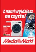 Gazetka promocyjna Media Markt - Z nami wyjdziesz na czysto! - ważna do 30-11-2018