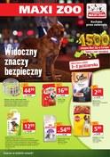 Gazetka promocyjna Maxi ZOO - Widoczny znaczy bezpieczny - ważna do 09-10-2018