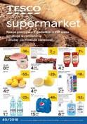 Gazetka promocyjna Tesco Supermarket - Oferta handlowa  - ważna do 10-10-2018