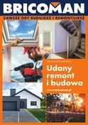 Gazetka promocyjna Bricoman - Udany remont i budowa  - ważna do 20-10-2018
