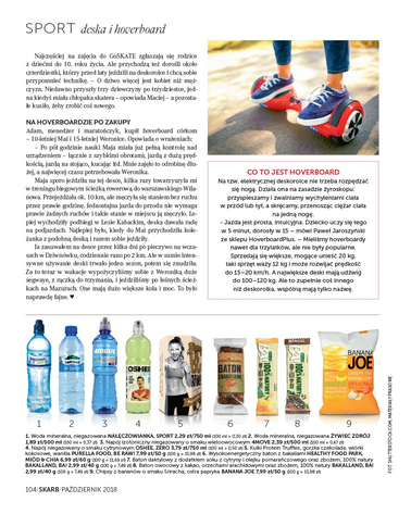 Gazetka promocyjna Rossmann, ważna od 01.10.2018 do 31.10.2018.