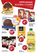 Gazetka promocyjna Chorten - Oferta handlowa - ważna do 14-10-2018