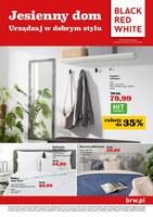 Gazetka promocyjna Black Red White - Jesienny dom