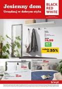 Gazetka promocyjna Black Red White - Jesienny dom  - ważna do 31-10-2018