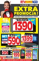 Gazetka promocyjna RTV EURO AGD - Extra promocja! - Płońsk