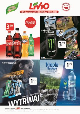 Gazetka promocyjna ELDE, ważna od 04.10.2018 do 30.10.2018.