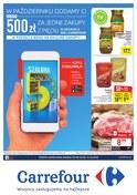 Gazetka promocyjna Carrefour - Gazetka promocyjna - ważna do 13-10-2018