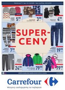 Gazetka promocyjna Carrefour, ważna od 09.10.2018 do 21.10.2018.