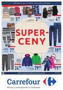 Gazetka promocyjna Carrefour - Super ceny - ważna do 21-10-2018