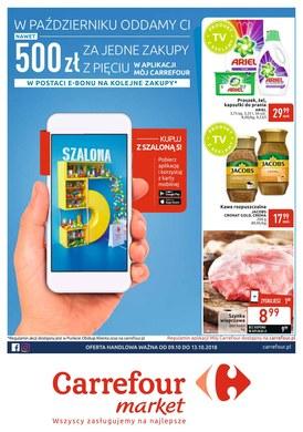 Gazetka promocyjna Carrefour Market - Oferta promocyjna